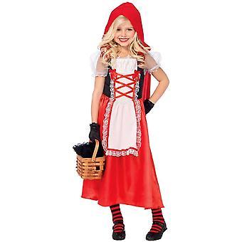 Temmelig Red Riding Hood barn kostume