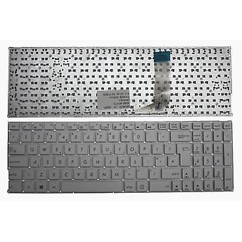 ASUS 0KNB0-610RUK00 zwart UK lay-out vervanging Laptop toetsenbord