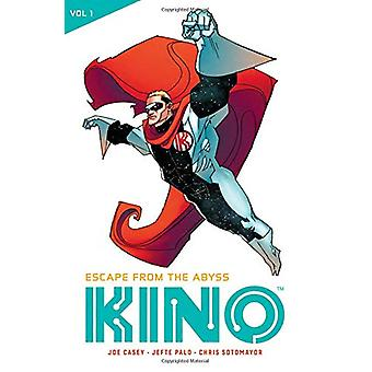 Kino Vol. 1 - Escape from the Abyss by Joe Casey - 9781941302651 Book