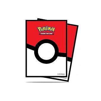 Ultra Pro deck beschermers sleeves Pokemon Pokeball design
