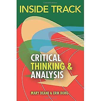 Inside track naar kritisch denken en analyse