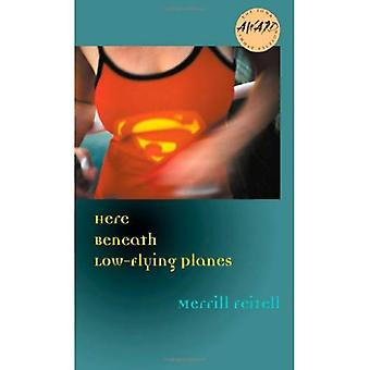 Här under låg flyg plan (Iowa Short Fiction Award-serien)