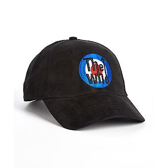 The Who Target and Leap Logo Baseball Cap