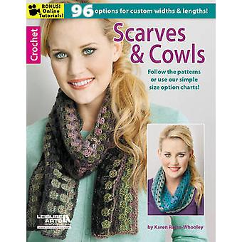 Scarves & Cowl by Karen Ratto-Whooley - 9781464713675 Book