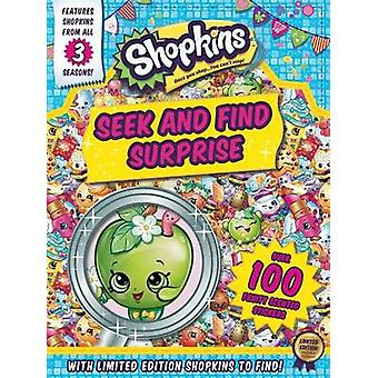 Shopkins Seek and Find Surprise by Little Bee Books - 9781499803518 B