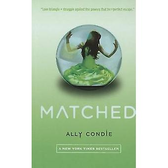 Matched by Ally Condie - 9781613832141 Book
