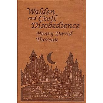 Walden and Civil Disobedience by Henry David Thoreau - 9781626860636
