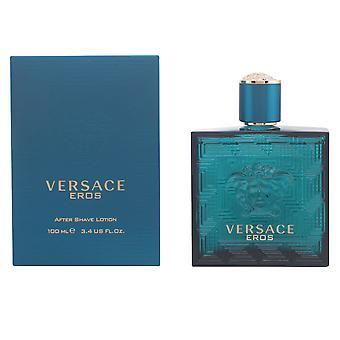 Eros di Versace After Shave Lotion 100 Ml per gli uomini