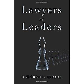 Advokater som ledere