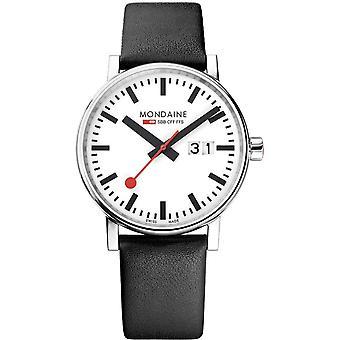 Mondaine MSE.40210.LB Evo II Heren Horloge