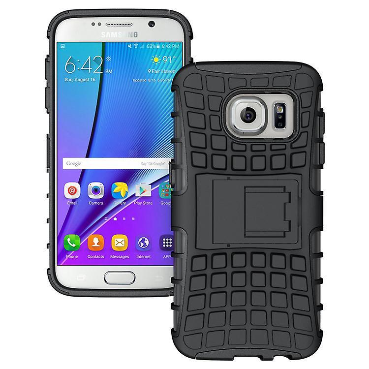 iCoverCase | Samsung Galaxy S7 | Stöttåligt Hybrid Skal