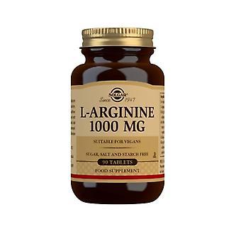 Solgar L-Arginine 1000mg Tablets 90 (150)