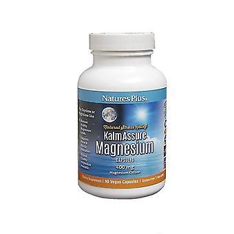 Nature's Plus Kalmassure Magnesium Vcaps 90 (33602)