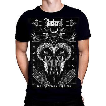 Blackcult craft - saint dead - men's t-shirt