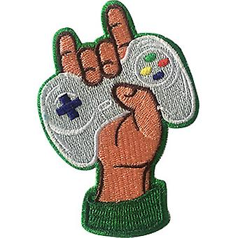 Patch - Video Games - Game Controller Icon-On p-dsx-4691