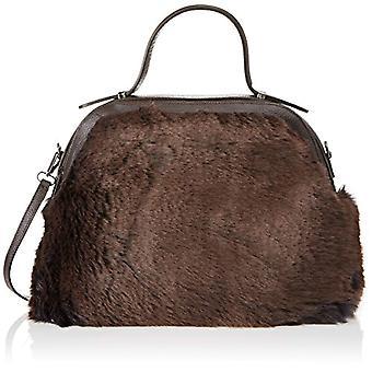 Good bags 8473 HandbagS Women Brown (Darkbrown) 33x28x12 cm (W x H x L)