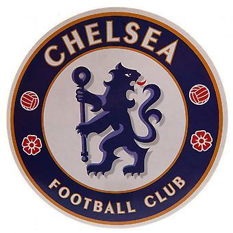 Chelsea FC grande brasão adesivo