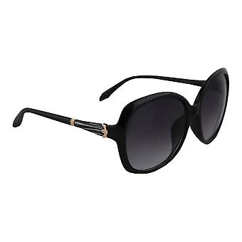 Sunglasses UV 400 Square Black Wit2018_6