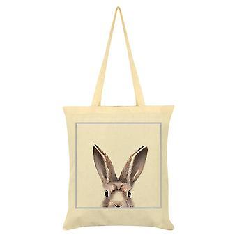 Inquisitive Creatures Hare Tote Bag