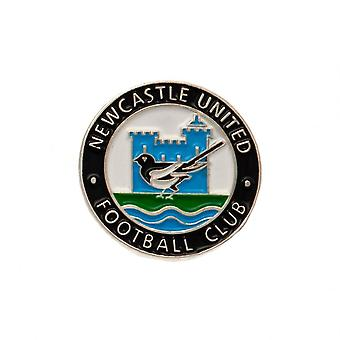 Newcastle United FC Retro Badge