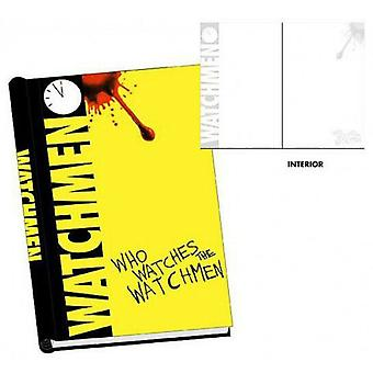 Watchmen Journal Bloody Who Watches the Watchmen
