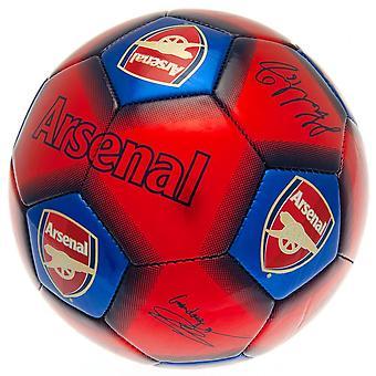 Arsenal FC Signature Football