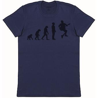Evolution to A kita risti-Miesten T-paita