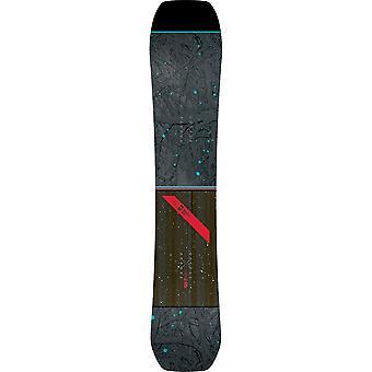 Rome Ravine 162 snowboard