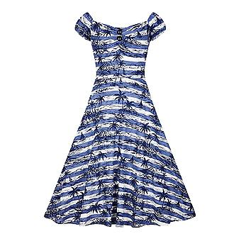 Collectif Vintage Women's Dolores Mahiki Doll Dress