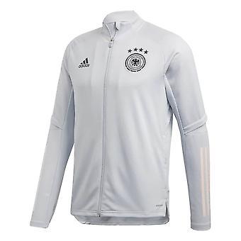 2020-2021 Germany Adidas Training Jacket (Grey)