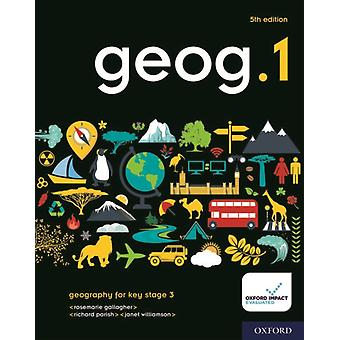 geog. geog.1 Student Book 5e by Gallagher