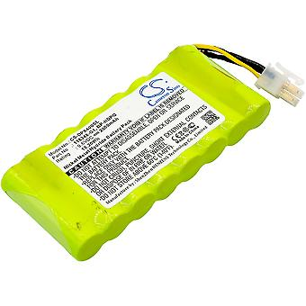 Battery for Dranetz 118348-G1 BP-HDPQ HDPQ-Guide HDPQ-Visa HDPQ-Xplorer400