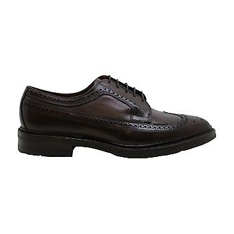 Allen Edmonds Mens 9215 nahka pitsi ylös rento oxfords