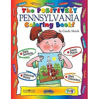 The Positively Pennsylvania Coloring Book!