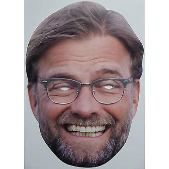 Liverpool FC Jurgen Klopp Mask