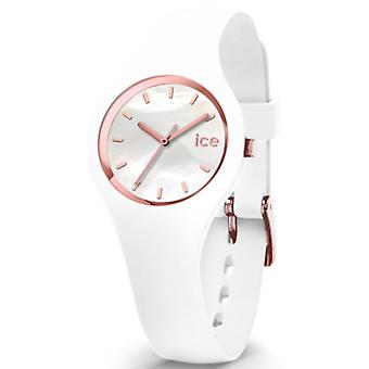 Pearl Women's Watch with Silicone Bracelet IC016934