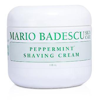 Mario Badescu Crème à raser à la menthe poivrée 118ml/4oz