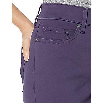 Gloria Vanderbilt Women's Plus Size Comfort Curvy Skinny Jean, Mauve Berry, 24W