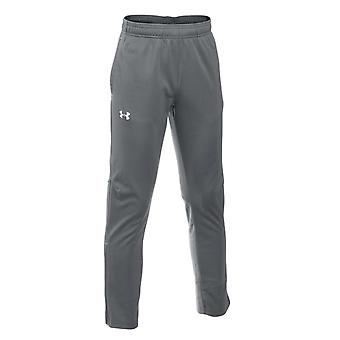 Under Armour Challenger Kids Knit Tracksuit Pantalon Pantalon Gris