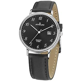 ATRIUM Men's Watch Wristwatch Analog Quartz A30-11 Leather