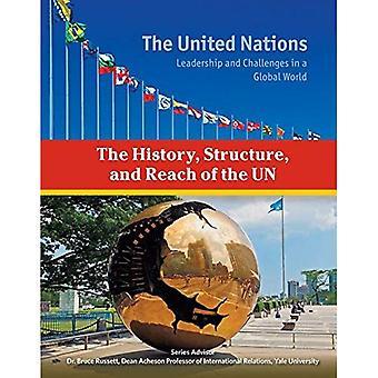 Geschichte, Struktur und Reichweite der Vereinten Nationen (United Nations: Führung und Herausforderungen in einer globalisierten Welt)