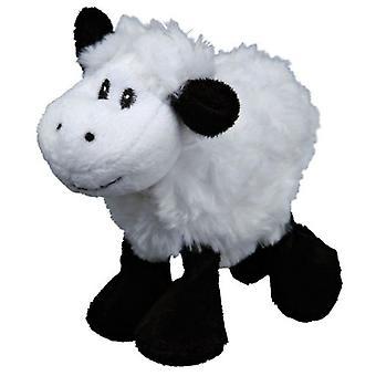 トリクシー羊ぬいぐるみ 14 Cm。 (犬、おもちゃ・ スポーツにラテックス)