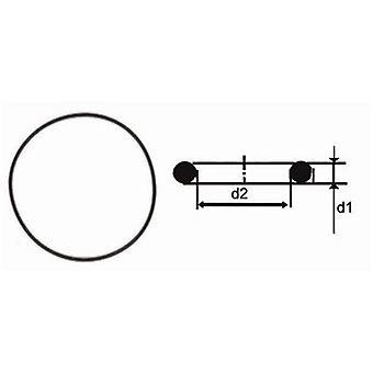 Rolex generic bezel and case back bezel and case back o-ring gaskets 0.80mm x 25.00mm (rolex 29.250.8)