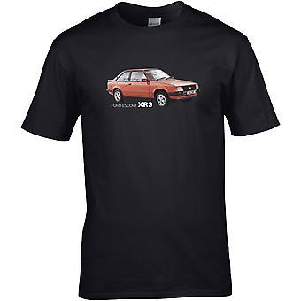 Ford Escort XR3 Classic - Automotor - DTG gedruckt T-Shirt