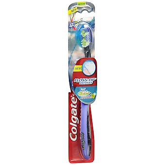 Colgate 360 total advanced toothbrush, full, 1 ea