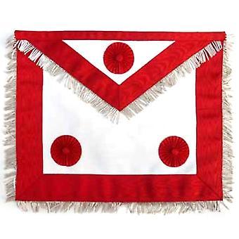 Masonic scottish rite aasr honor master leather apron