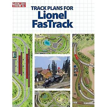 Track Plans for Lionel FasTrack by Rehberg & Randy