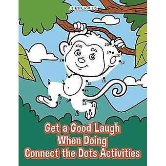 Get a Good Laugh When Doing Connect the Dots Activities by Jupiter Kids
