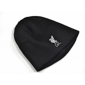 Liverpool FC Knitted Mass Crest Beanie Hat