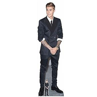 Justin Bieber Smart Suit karton wyłącznik / Standup / Standee